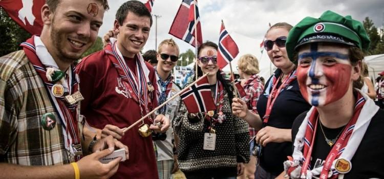Norvégminta fesztivál